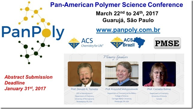 Pan-American Polymer Science Conference