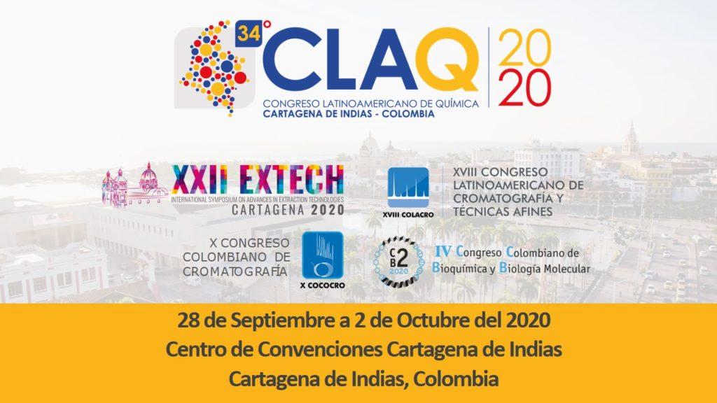 Congreso Latinoamericano de Química - Colombia 2020